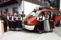 MTF-Segnung 1996