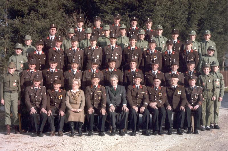 Mannschaft 1983